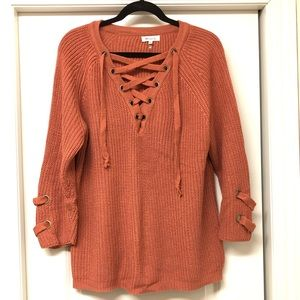 Miracle Laced Sweater